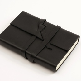 Address Book CIRCUM black | 11 x 13,5 cm, 64 sheet
