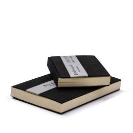 Refill Book Block