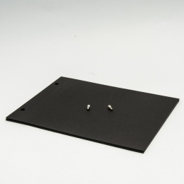 Extension set BASIC 32 x 22,5 cm, 10 sheet black