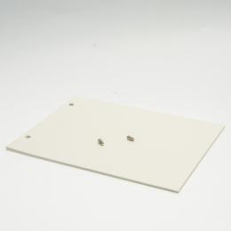 Extension set BASIC 24 x 17,5 cm, 10 sheet cream