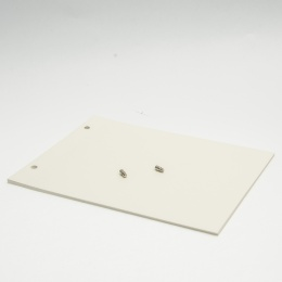 Extension set TRUE COLOURS 24 x 17,5 cm, 10 sheet cream