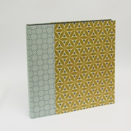 Photo Album ALMA Devon | 35 x 35 cm, 30 sheet black