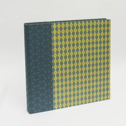 Photo Album ALMA Suffolk | 35 x 35 cm, 30 sheet black