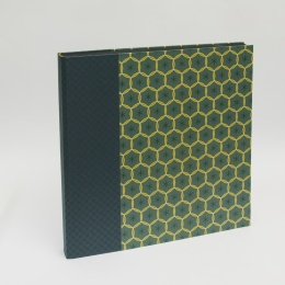 Photo Album ALMA Cumberland | 35 x 35 cm, 30 sheet black