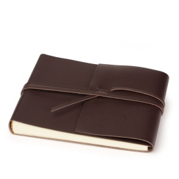 Photo Album CIRCUM dark brown | 30 x 30 cm, 30 sheet black