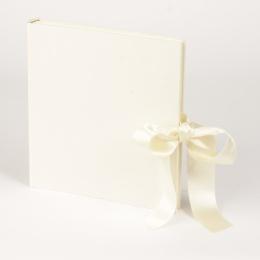 Photo Album FANCY cream | 23 x 24,5 cm, 30 sheet cream