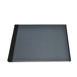Post Bound Photo Album TRUE COLOURS black/grey | 32 x 22,5 cm, 20 sheet cream