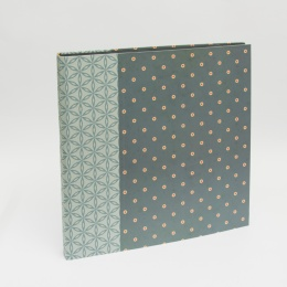 Photo Album JACKIE Biarritz | 30 x 30 cm, 30 sheet black