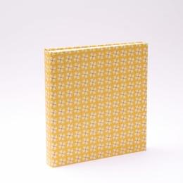 Fotoalbum SUZETTE Belleville | 23 x 24,5 cm, 30 Blatt chamois