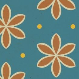 Geschenkpapier Avon Blue