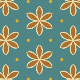 Wrapping Paper AVON BLUE