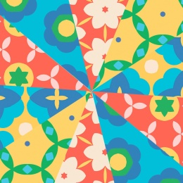 Wrapping Paper-Mix (10 sheet) LOTTA