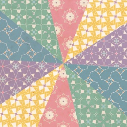 Wrapping Paper Mix SUZETTE