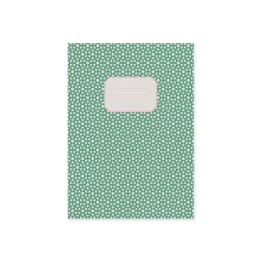 Exercise Book HENRIETTE Jasmund | A 5, 32 sheet blank