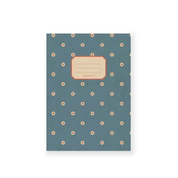 Exercise Book JACKIE (size A5, lined) Biarritz