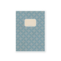 Exercise Book SUZETTE (A5, blank) Marais | A 5, 32 Blatt lined