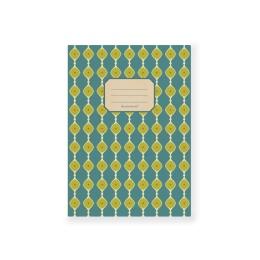 Exercise Book ALMA (A5, blank) Suffolk   A 5, 32 sheet blank