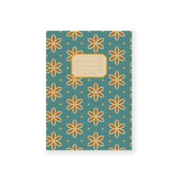 Exercise Book ALMA (A5, blank) Avon Blue   A 5, 32 sheet blank