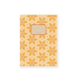 Exercise Book JACKIE (A5, blank) Nizza
