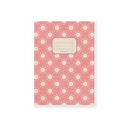 Exercise Book SUZETTE (A5, blank) Pigalle | A 5, 32 sheet blank