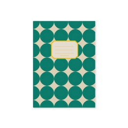 Exercise Book GINA San Remo | A 5, 32 sheet lined