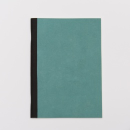 Exercise Book NEW GENERATION turquoise | A 5, 32 sheet dot matrix
