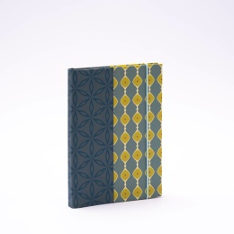Diary ALMA Suffolk | 12 x 16,5 cm,  1 week/double page