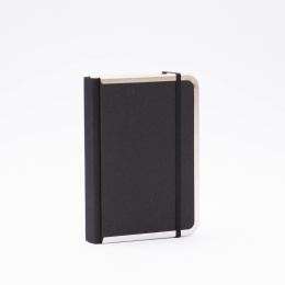 Diary BASIC black | 12 x 16,5 cm,  1 day/page
