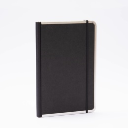 Diary BASIC black | 17 x 24 cm,  1 week/double page