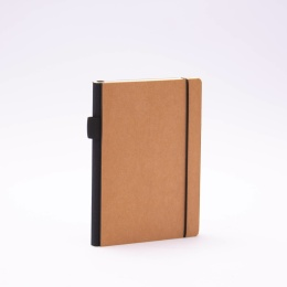 Diary ILLUSTRATOR light brown | 12 x 16,5 cm,  1 week/double page