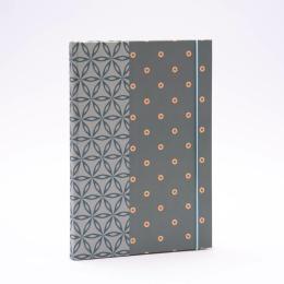 Diary JACKIE Biarritz | 17 x 24 cm,  1 week/double page