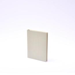 Week Planner 2022 LEINEN pale green | 12 x 16,5 cm,  1 week/double page