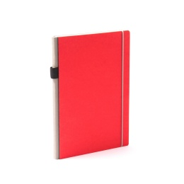 Diary NEW GENERATION red | 17 x 24 cm,  1 week/double page