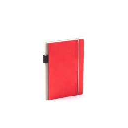 Diary NEW GENERATION red | 12 x 16,5 cm,  1 week/double page