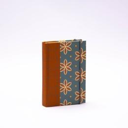 Diary ALMA Avon Blue | 9 x 13 cm,  1 day/page