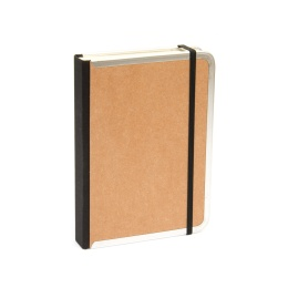 Diary BASIC light brown | 17 x 24 cm,  1 week/double page