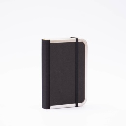 Diary BASIC black | 9 x 13 cm,  1 day/page
