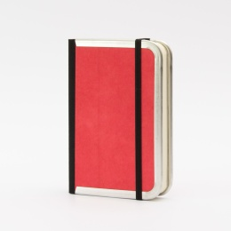Agenda BASIC COLOUR red | 9 x 13 cm,  1 day/page