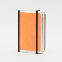 Agenda BASIC COLOUR orange | 9 x 13 cm,  1 day/page
