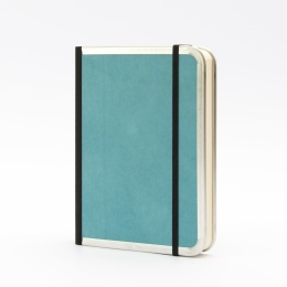 Agenda BASIC COLOUR turquoise | 12 x 16,5 cm,  1 day/page