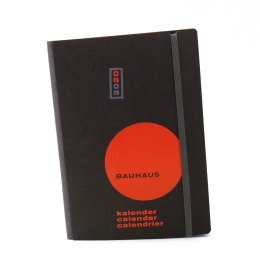 Diary BAUHAUS dark grey