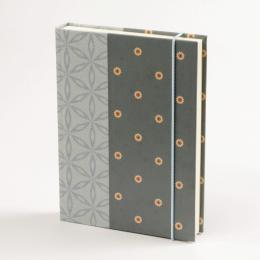 Diary JACKIE Biarritz | 8 x 12,5 cm,  1 week/double page