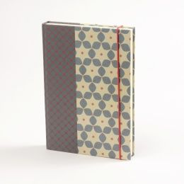 Diary JACKIE La Rochelle | 8 x 12,5 cm,  1 week/double page