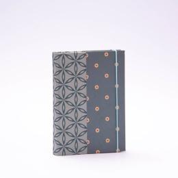 Diary JACKIE Biarritz | 12 x 16,5 cm,  1 week/double page