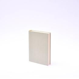 Agenda LEINEN pale green | 12 x 16,5 cm,  1 day/page