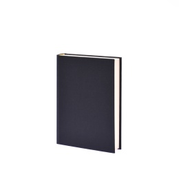 Diary LEINEN black | A 5,  1 day/page