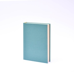 Diary LEINEN jade | A 5,  1 day/page