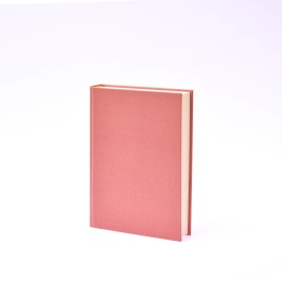 Diary LEINEN dusky pink | A 5,  1 day/page