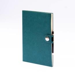 Week Planner 2022 NOX turquoise | 17 x 24 cm,  1 week/double page