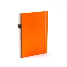 Diary NEW GENERATION orange | 12 x 16,5 cm,  1 day/page